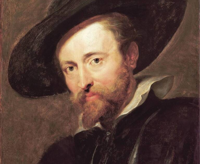 Peter Paul Rubens: self-portrait © Museums and Heritage Antwerp/WikiCommons